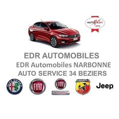 Logo Edr Automobiles