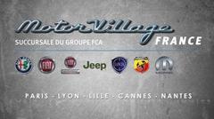 Logo Motor Village