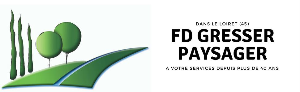 Logo Fd Gresser Paysager