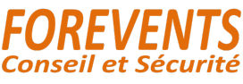 Logo Forevents Conseil et Securite