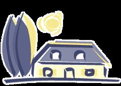 Logo Van Den Berg Immobilier