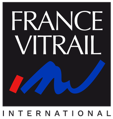 Logo France Vitrail International
