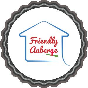 Logo Friendly Auberge