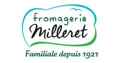 Logo Milleret Centrale Laitiere ND Leffond