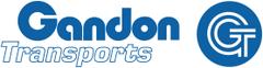 Logo Gandon Transports