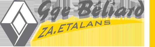 Logo Garage Beliard