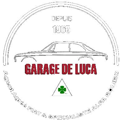Logo Garage de Luca