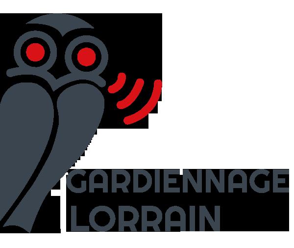 Logo Gardiennage Lorrain