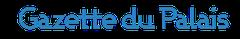 Logo Gazette du Palais et du Notariat