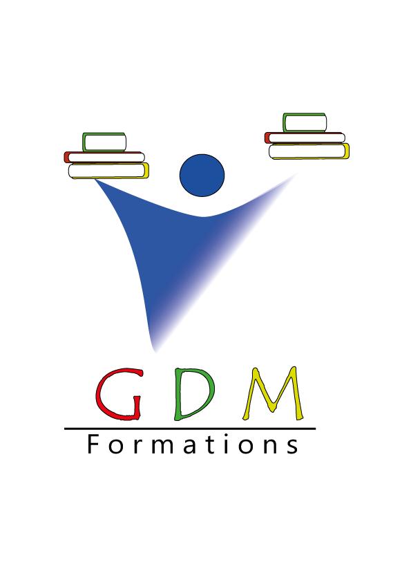 Logo Gdm Formations