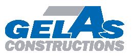 Logo Gelas Constructions