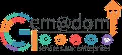 Logo Gemadom Services aux Entreprises