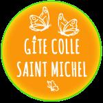 Logo Gite de la Colle Saint Michel