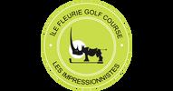 Logo SA du Golf de l'Ile Fleurie