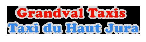 Logo Taxis du Haut-Jura