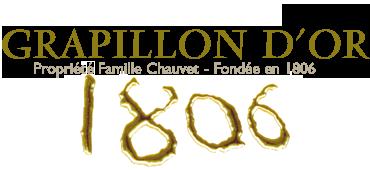 Logo Le Grapillon d'Or