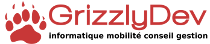 Logo Grizzlydev