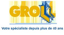 Logo Groll Fermetures et Constructions Metalliques