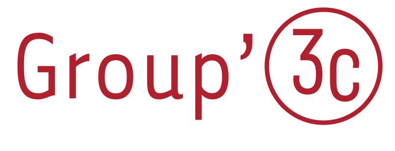 Logo Group'3C
