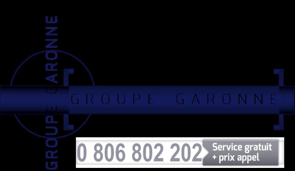Logo Garonne Concassage Criblage