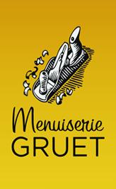 Logo Menuiserie Gruet