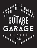 Logo Guitar Garage