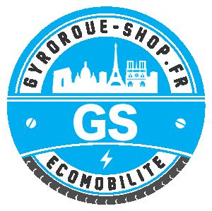 Logo Gyroroue - Shop