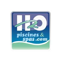Logo H2O Piscines et Spas Com