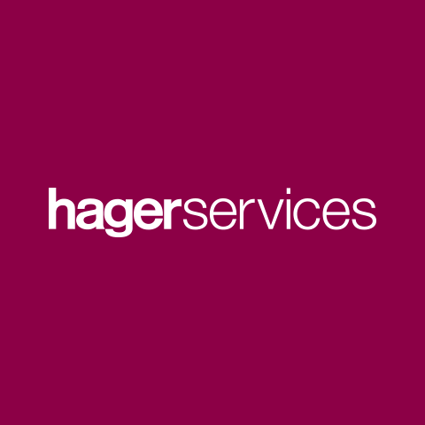 Logo Hager Services