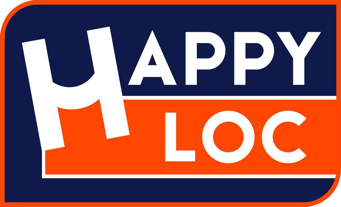Logo Happy Loc