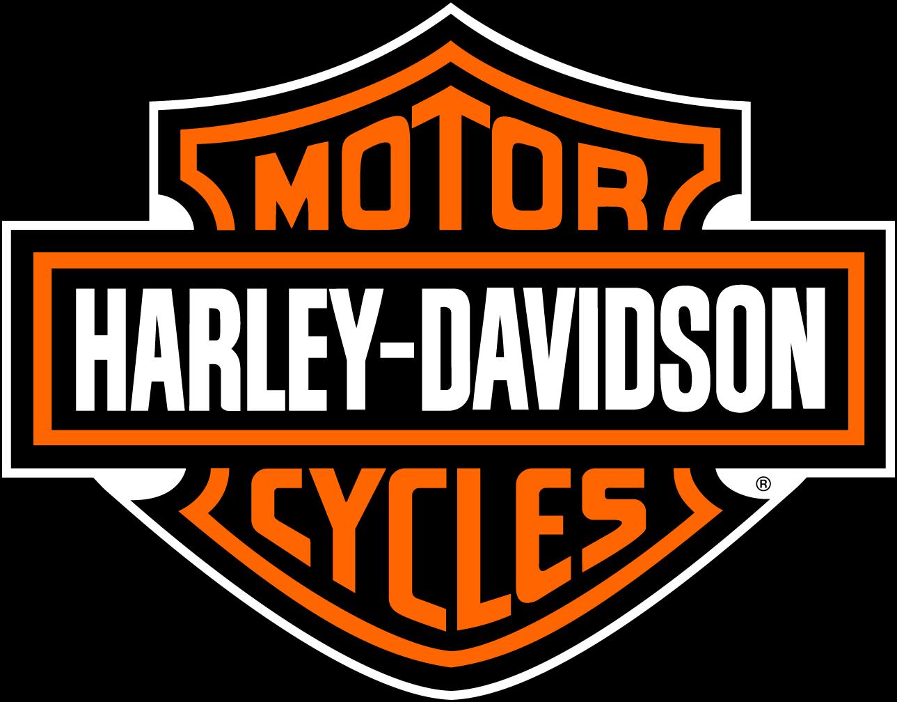 Logo Harley Davidson Shop