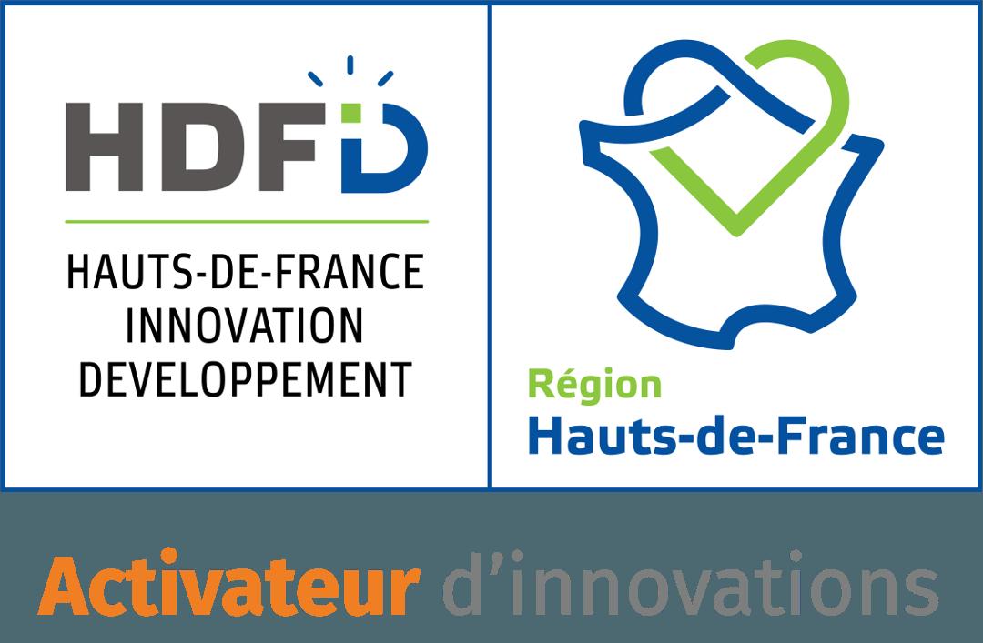 Logo Agence Regionale de Developpement et d'Innovation des Hauts-de-France