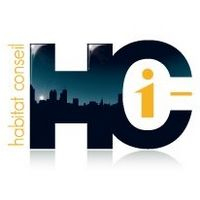 Logo Habitat Conseil I-Mmobilier