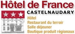 Logo Hotel de France