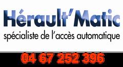 Logo Herault' Matic