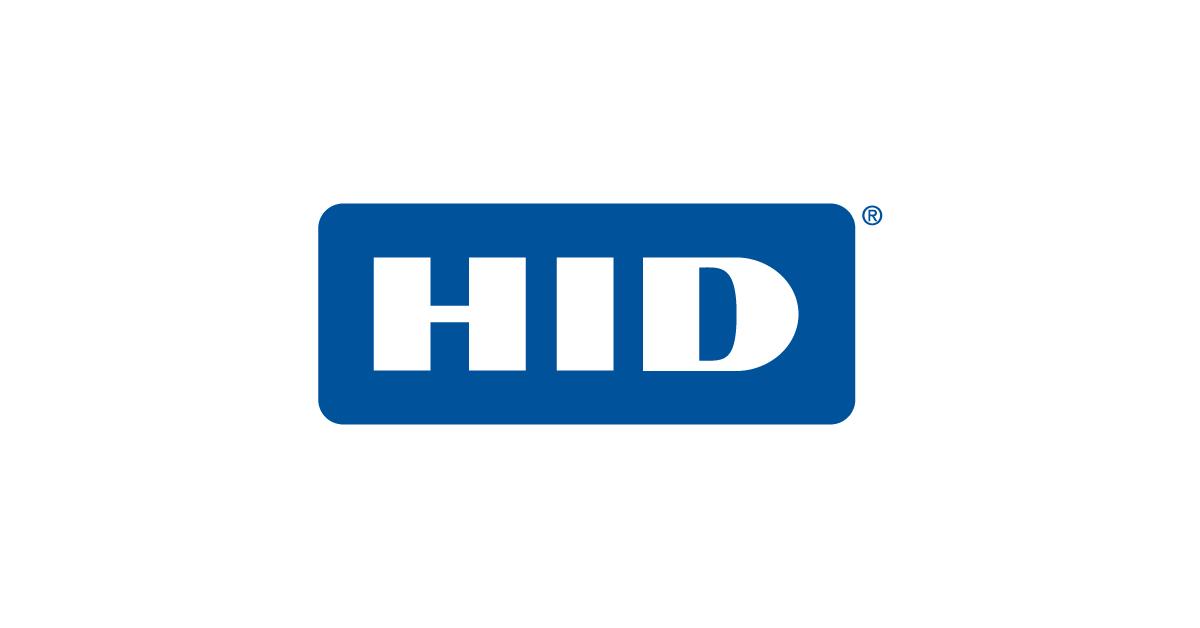 Logo Hid Global Cid SAS