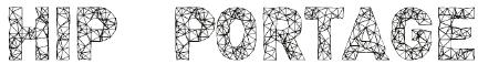 Logo Hip Portage