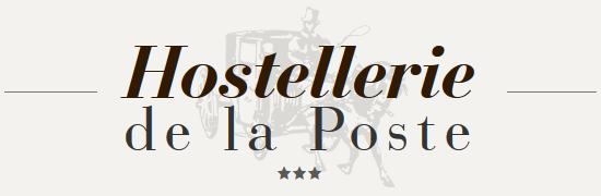 Logo Hotel de la Poste