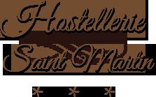 Logo Hostellerie Saint Martin