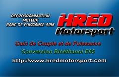 Logo Hred Motorsport