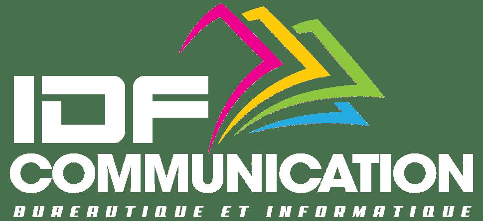 Logo Idf Communication
