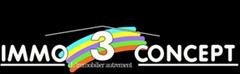Logo Immo 3 Concept