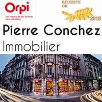 Logo Pierre Conchez Immobilier