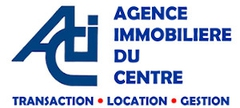 Logo Agence Immobiliere du Centre