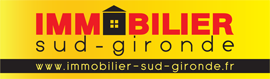 Logo Immobilier Sud Gironde