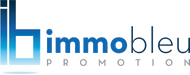 Logo Immobleu Promotion