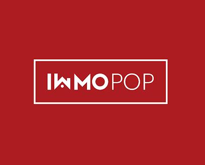 Logo Immo Pop