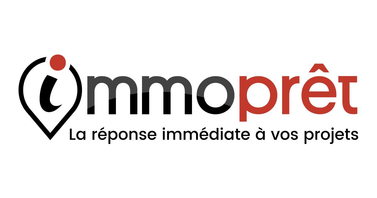 Logo Immopret France