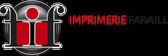 Logo Imprimerie Faraill
