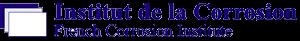 Logo Institut de la Corrosion